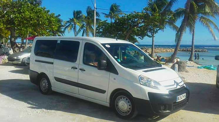 Visitez les plus belles plages de Guadeloupe